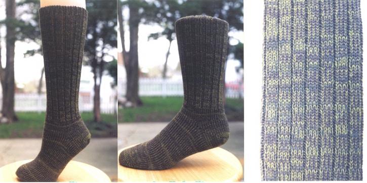 Classic Socks - Hunter Green