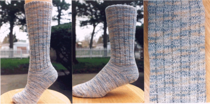 Classic Socks - Fluffy Cloud
