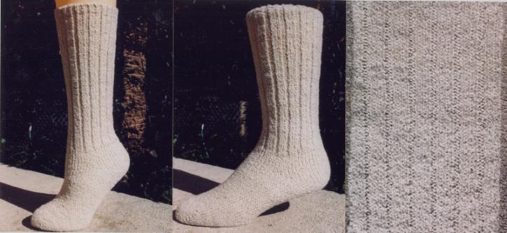 Classic Socks - Fuzzy Wuzzy
