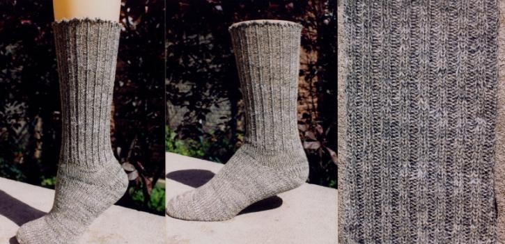 Classic Socks - Gravel