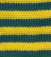 Pippi Longstockings - Emerald & Lemon