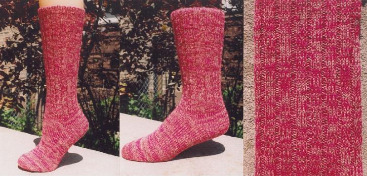 Classic Socks - Kaugummi