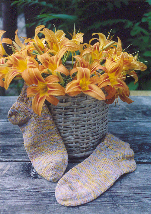 Classic Socks - Lily of the Valley