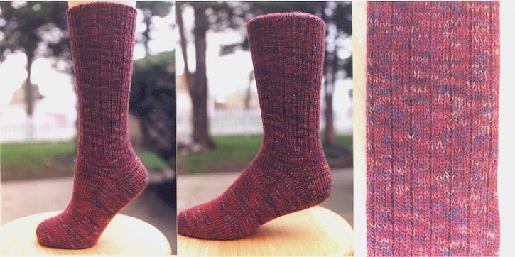 Classic Socks - Rainbow