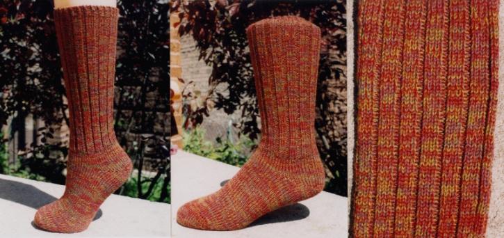Classic Socks - Romance