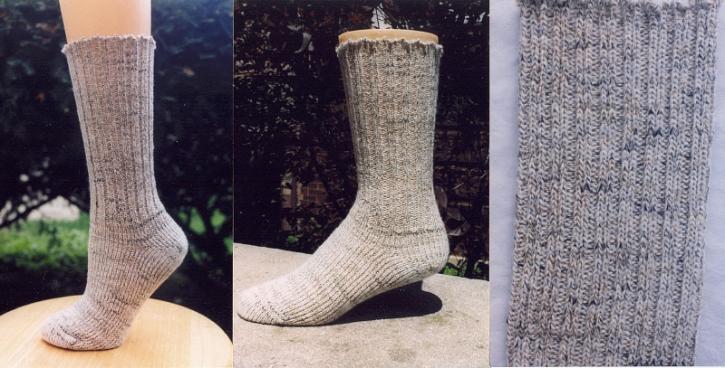 Classic Socks - Sandstone