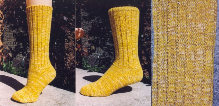 Classic Socks - Sunflower